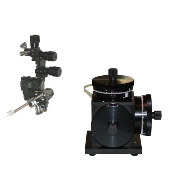 Micromanipullator 3-man 3Dimentional Manual Manipulator