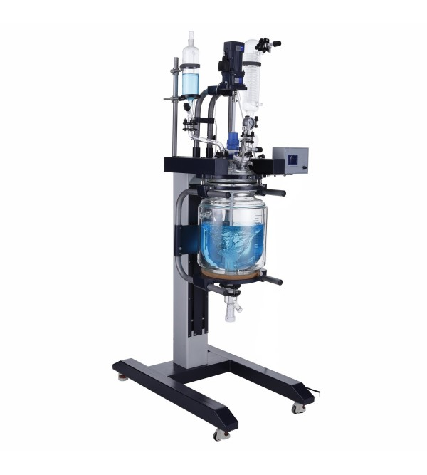 Lab Chemical Liftable Jacket Reactor 10L 20L 30L 50L 100L 150L