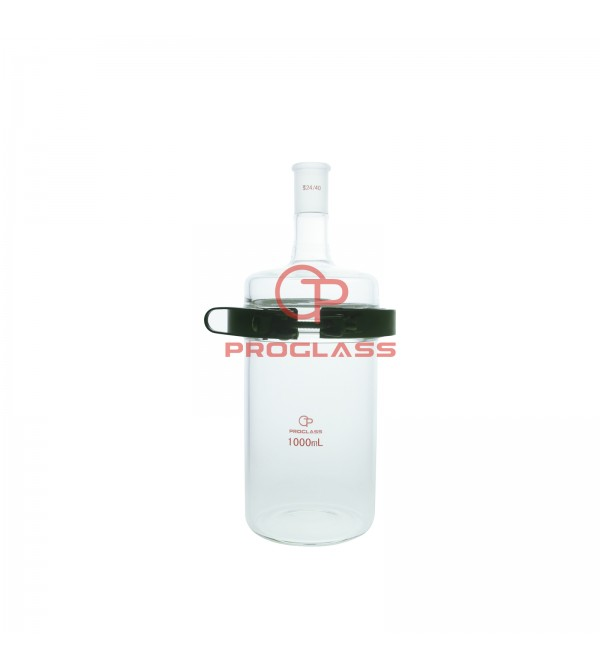 Separate Flask,one Neck with Easy Open PTFE Clamp