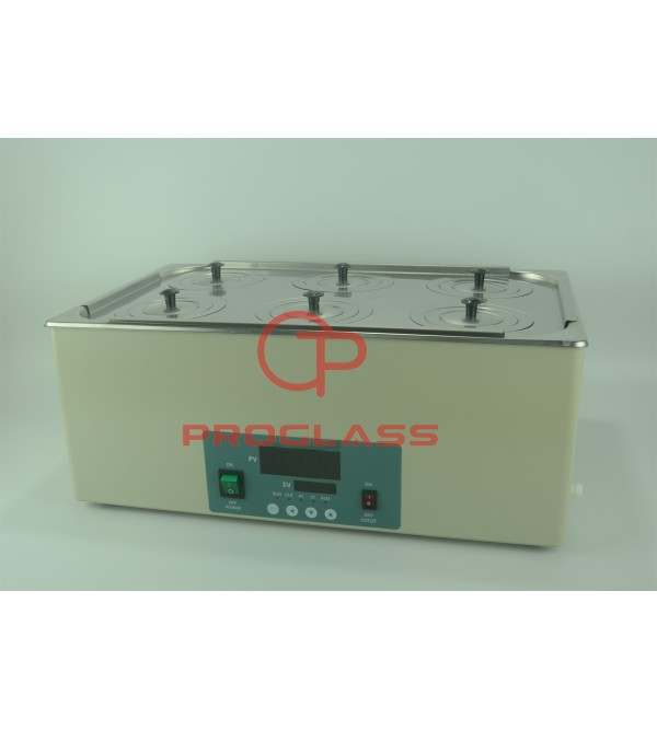 Water Bath,Temperature Digital Display,1 Hole,110V