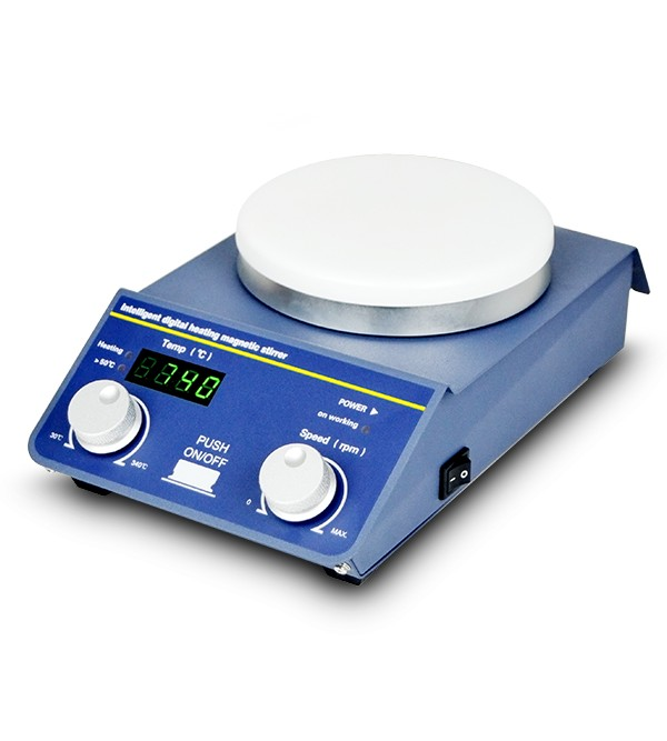 TP-350E Digital Magnetic Stirrer Hot Plate (heating & stirring)