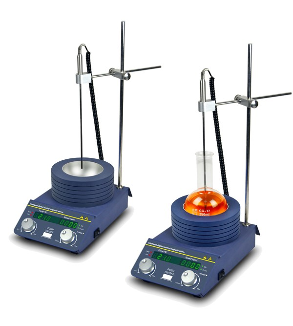 TS-1000 digital force (heating units) stirrer